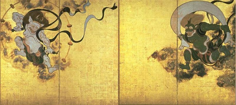 Fujinraijintawaraya