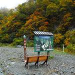 谷川岳・照葉峡で紅葉撮り 混浴露天風呂にへぎ蕎麦