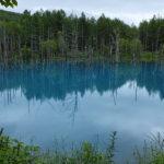 青い池・美瑛の丘