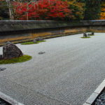 京都:龍安寺と仁和寺