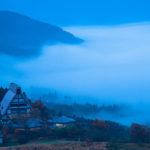 湯布院の朝霧を撮ったわけ、撮れたわけ
