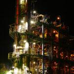工場夜景、川崎地区を回ってきた
