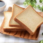 ブラン入り食パンで血糖値が-50mg/dL