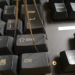 キーボードの分解掃除