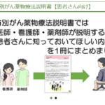 静岡がんセンター:副作用対策の冊子を公開