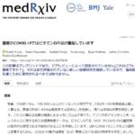 ビタミンDが不足しているとCOVID-19で重症化しやすい